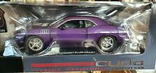 1:18 Plymouth Hemi Cuda AAR  Concept Barracuda 2009 By Highway 61 VIOLET 50839