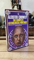 1976 Vintage - Aleister Crowley The Complete Astrological Writings - Occult Rare