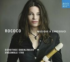 Dorothee Oberlinger / Ensemble 1700 / Monkemeyer - Rococo [New CD] Germany - Imp