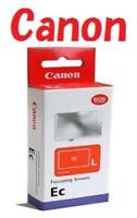 Canon Ec-L Focusing Screen Cross Split Image for EOS 1, EOS 3, 1D Series New JP