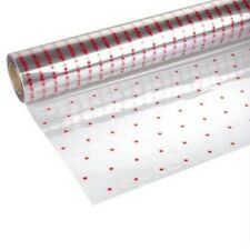 APAC Zellophan Geschenkverpackung Rot, Baby Blau, Gold, Pink, Weiß,Silber & Lila