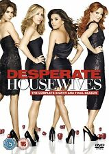 DESPERATE HOUSEWIVES COMPLETE SEASON 8 DVD Box Set Series New Sealed 8th Eighth