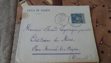 Enveloppe + Sage 15c YT 90 - de Sorèze à Murviel les Béziers - 1886