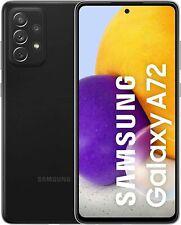 Samsung Galaxy A72 SM-A725F/DS - 128GB - Awesome Black (Ohne Simlock) (Dual SIM)