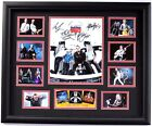 New U2 Signed Limited Edition Memorabilia Framed