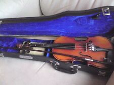 Small Vintage Peoples Republic Of China Violin Bow & Case ,SEE-BELOW.