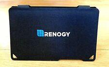 Renogy E Flex 10W Portable Solar Panel w Usb Port & RoyPow 12K mAh Battery Pack