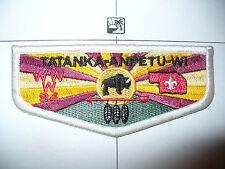 OA Tatanka Anpetu Wi Lodge 94,S-2, 1995,Smaller Buffalo Flap,510,517,Nebraska,NE