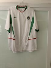Nike Mexico National Football Team 2003 - 2004 Away Jersey Size XL