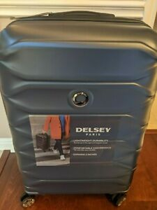"""Delsey Meteor 28"""" Hardside Expandable Spinner Suitcase"""