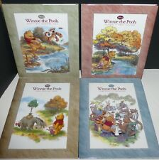 DISNEY WINNIE THE POOH KOHL'S CARES NATURE CHILDREN'S BOOKS HARD COVER SET OF 4