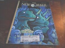 MAY 26 1997 NEW YORKER vintage magazine -  DINOSAURS at the MOVIES