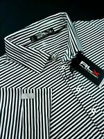 Ralph Lauren RLX Performance UV Protection Striped Golf Polo Shirt Large
