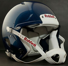 Riddell Revolution SPEED Classic Football Helmet (METALLIC DARK ROYAL BLUE)