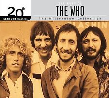 20th Century Masters - The Millennium Collection: Best of The Who [Digipak] CD07