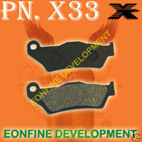 BRAKE PADS For DUCATI 620 695 748 800 992 1000 Monster