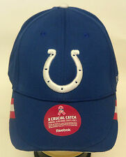 NFL Indianapolis Colts Reebok Breast Cancer Awareness Cap Hat Velcro-Back NEW!