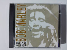 """BOB MARLEY """"LIVELY UP YOURSELF"""" EXCLUSIVE SPANISH CD FROM """"ROCK"""" COLLECTION"""