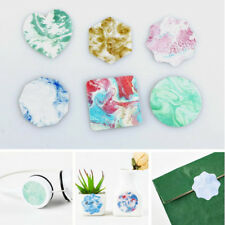 45x/box Marble paper sticker decor DIY ablum diary scrapbooking label Pip_LS