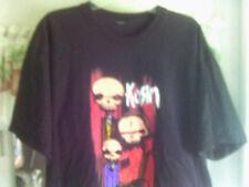 "Korn ""Back To Basics"" (2003) 2-Sided Concert T-shirt SZ-Large"