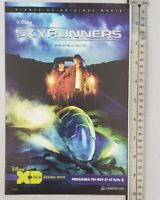 Disney's Skyrunners RARE Print Advertisement