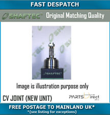 CV1595N 6151 OUTER CV JOINT (NEW UNIT) FOR RENAULT LAGUNA 2.0 10/07-12/12