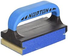 Norton 82088 5X 120 Grit Small Area Sanding Sponge with Handle