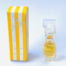 Giorgio Perfume by Giorgio Beverly Hills for Women Mini EDT 3.5 ml New In Box