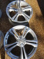 Audi S6/A6 original equipment 20 inch wheels