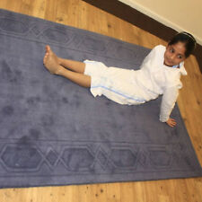 Indian Wool Rugs Premium Best Quality Thick Clearance Stylish Home Interior Rug 90x150cm (3x5') 37.links Blue