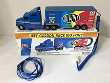 NASCAR JEFF GORDON RACE RIG TRANSPORTER PHONE DUPONT COLUMBIA TEL-COM LANDLINE