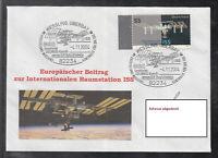 BRD schöne Sammlerbelege mit Sonderstempel  Space, Raumfahrt, ISS zur Auswahl