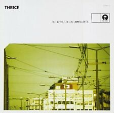 Thrice - The Artist in the Ambulance CD NEU