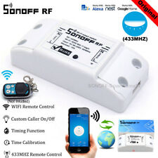 Sonoff RF ITEAD 433MHZ WiFi Wireless Smart Switch Receiver Remote Control Home