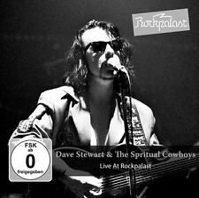 DAVE STEWART & THE SPIRITUAL COWBOYS - LIVE AT ROCKPALAST - NEW CD / DVD