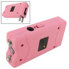 9.8 Million Volt Stun Gun Azan Personal Security Self Defense Pink