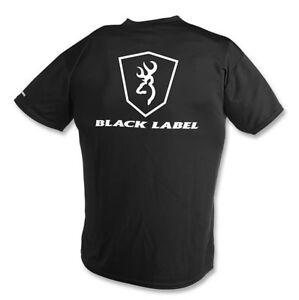 Browning Black Label Mens Performance Crew Logo Tee T-Shirt XL Or 2XL NWT