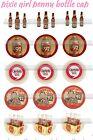 Oertel's 92 Beer Vintage Images Advertising Logos 15 Precut Bottle cap Images