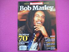 BOB MARLEY Official 70th Anniversary Tribute-Newsweek