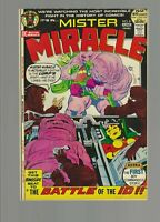 Details about  /Mister Miracle # 4 Superman Mexican Variant VG 4.0 1st Appearance Big Barda 1983