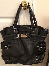 Micheal Kors Black Large Handbag