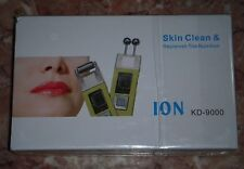 Ion Kd-9000 Skin Face Clean & Replenish the Nutrition