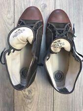 RRL Double Ralph Lauren Mens UK 9-9.5 US 10 Trainer Plimsole Boots VGC