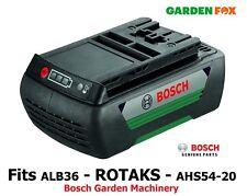 SALE - GENUINE Bosch 36V AHS54-20 ROTAK ALB36 Battery F016800474 3165140824064