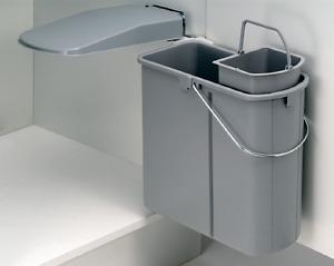 Wesco Einbaumülleimer Abfallsammler Mülleimer / Zubehör / Ersatzteile -> wählen
