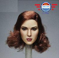 【IN STOCK】1/6 SHORT HAIR Female Head Sculpt KIMI KT011A for 12'' PALE Phicen