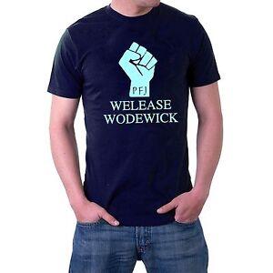 BARGAIN OFFER Monty Python T-shirt Parody Welease Wodewick. Life of Brian.