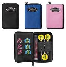 PINK Casemaster Select dart case nylon injected molded for darts flights tip etc