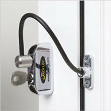 Jackloc Window Restrictor Chrome (JACKCH)