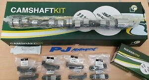 PINTO 2.0 LITRE SOHC CAMSHAFT KIT STANDARD SPEC WITH CAM WITH FOLLOWERS & LUBE